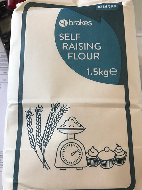 Self Raising Flour 1.5 kg