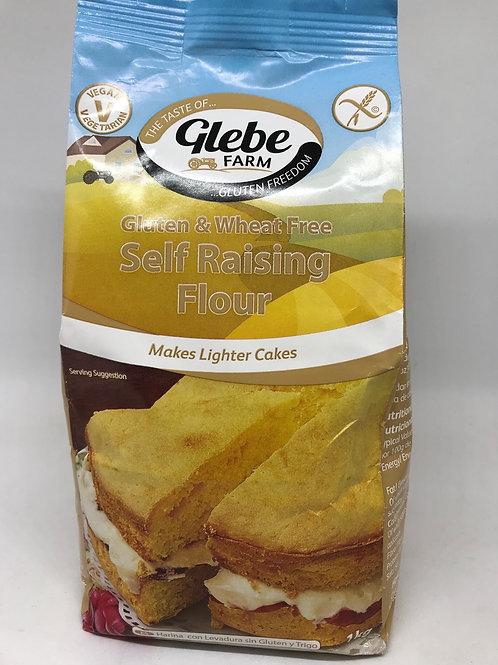 Gluten and wheat free self raising flour