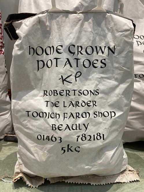 Homegrown Kerrs Pink Potatoes - 5kg