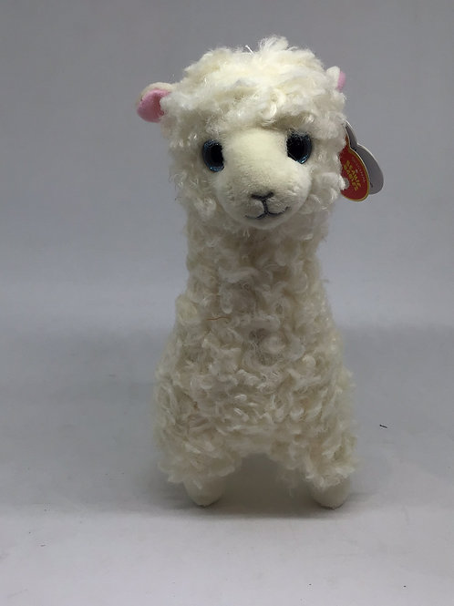 Lily the Alpaca Small Soft toy