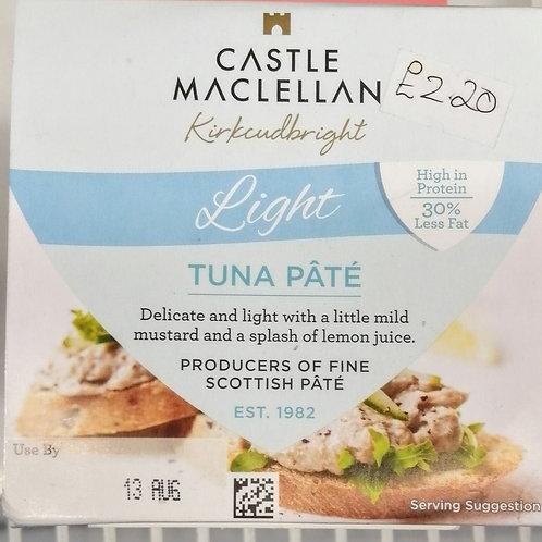 Tuna pate light