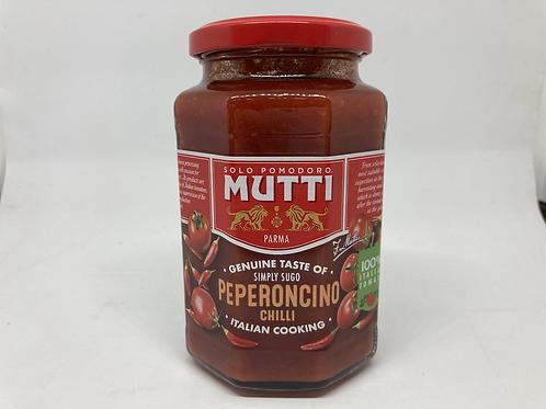Mutti Pasta Sauce with Peperoncino Chilli