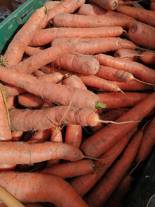 Dirty carrots 500g