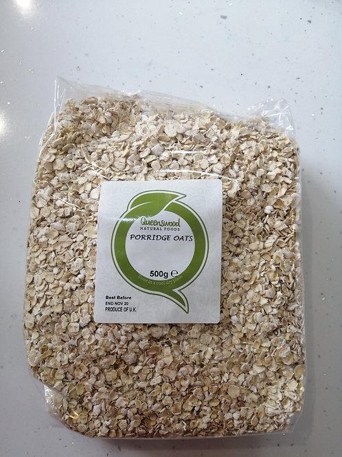 Porridge oats 500g
