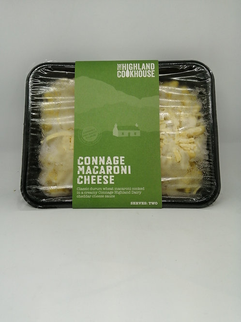 Highland Cookhouse Macaroni Cheese (serves two)