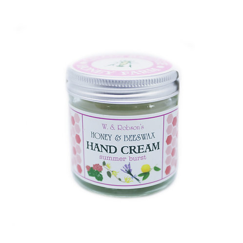 Honey & Beeswax Summer Burst Hand Cream