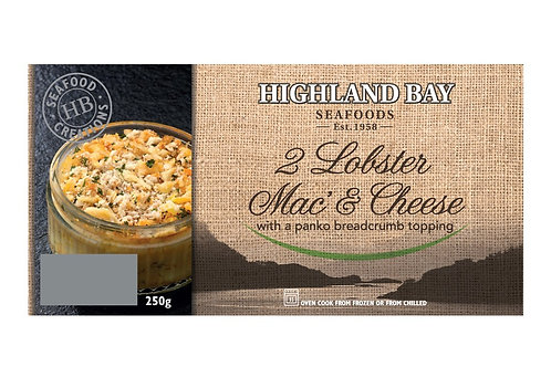 2 Lobster Mac & Cheese
