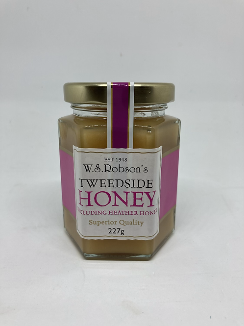 Tweedside Honey Including Heather Honey 227g