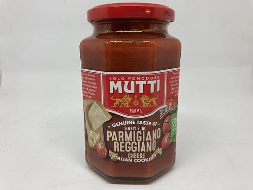 Mutti Pasta Sauce with Parmigiano Reggiano Cheese
