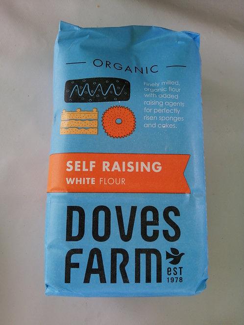 Doves farms self raising white flour