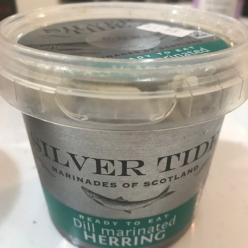 Silver Tide Dill Marinated Herring 380g -