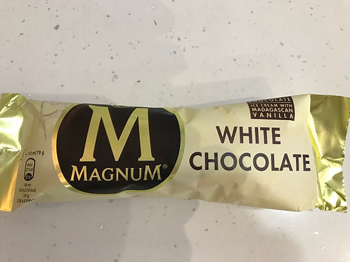 White chocolate Magnum 110ml