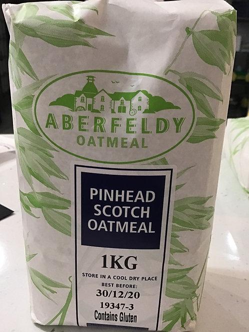 Aberfeldy Pinhead Scotch Oatmeal
