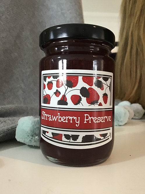 Strawberry preserve 114g