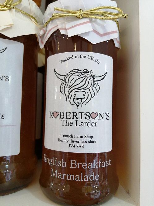 English breakfast marmalade 340g