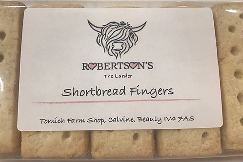 Shortbread Fingers