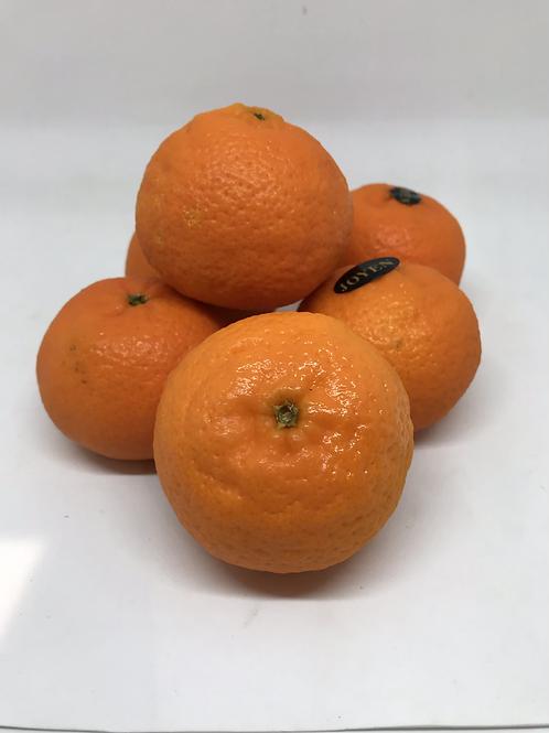6 Easypeeler Clementines