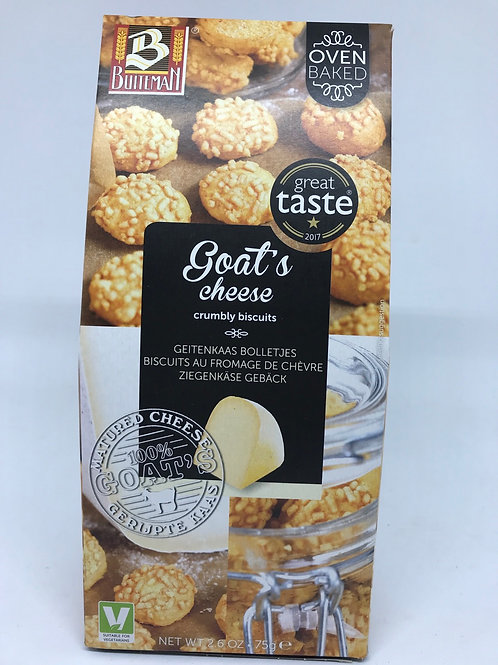 Goat Cheese Crumbly Biscuits 75g
