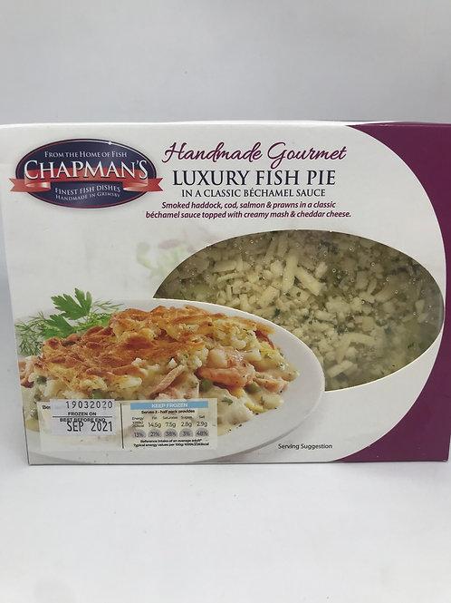 Chapmans Luxury Fish Pie 400g