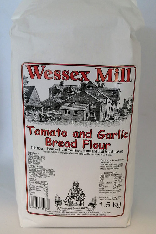 Wessex Mill Tomato and garlic bread flour