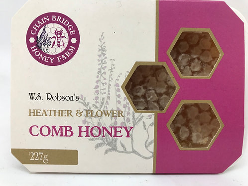 Heather and Wild Flower Honey  227g
