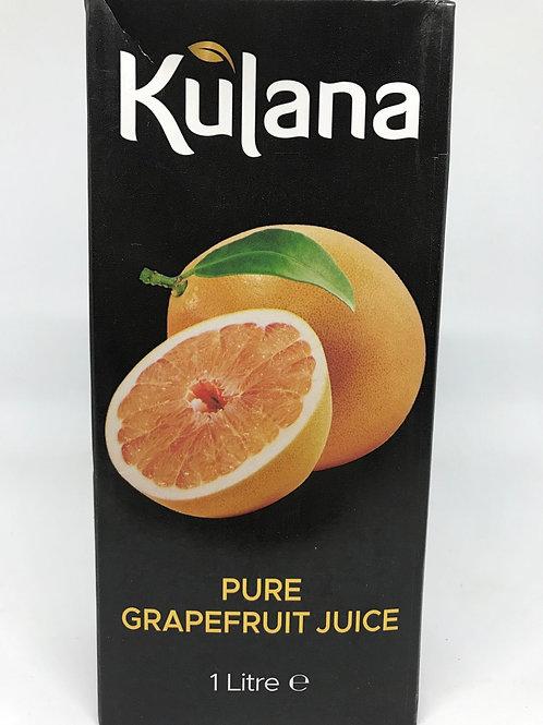 Kulana Pure Grapefruit Juice 1LT