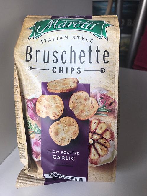 Bruschetta Chips - Garlic 70 g