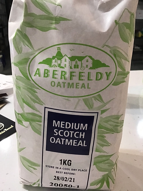 Aberfeldy Medium Scotch Oatmeal