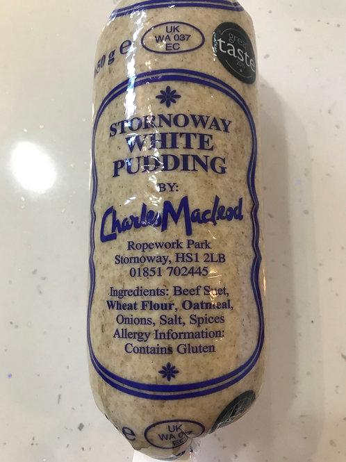 Stornoway White Pudding