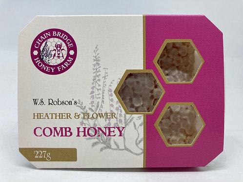 Heather & Flower Comb Honey