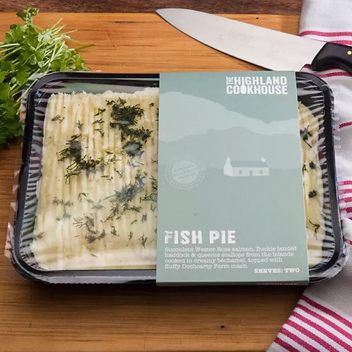Fish Pie From Highland Cookhouse