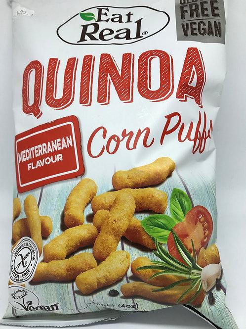 Mediterranean Flavour Corn Puffs