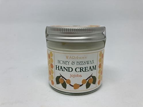 Honey & Beeswax Jojoba Hand Cream