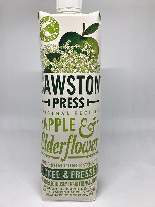 Cawston Press, Apple and Elderflower 1lt