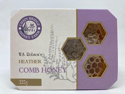 Heather Comb Honey