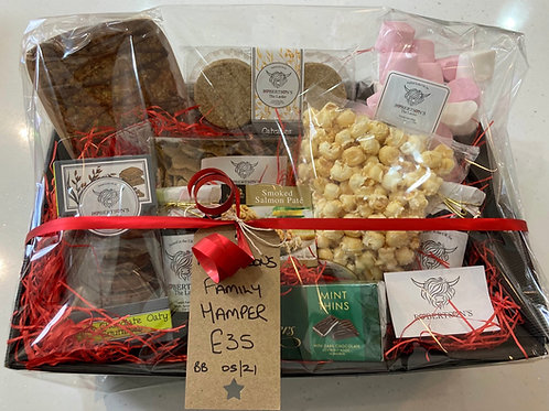 Hamper Box - Pre filled