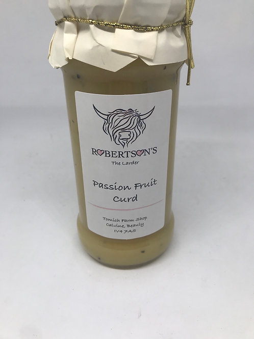 Passion Fruit Curd 390 g