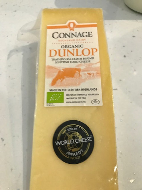 Connage Dunlop Cheese 200g