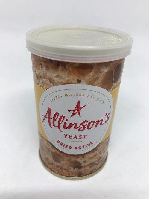 Allinsons  Yeast 125g