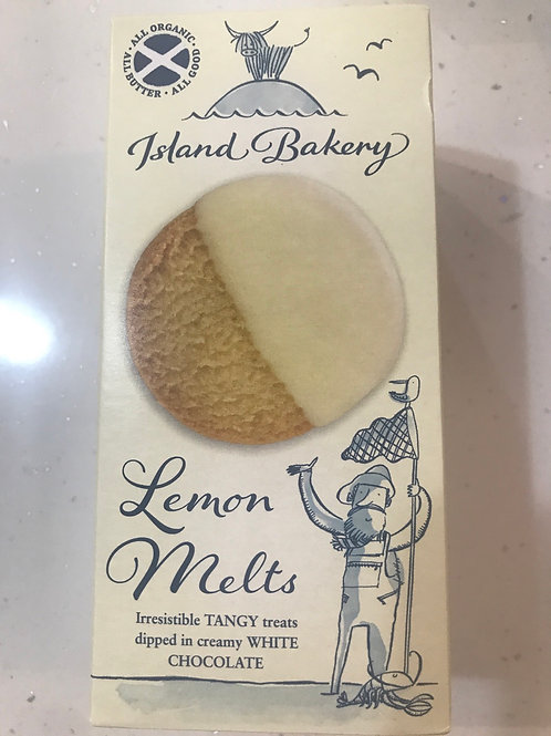 Island bakery lemon melts