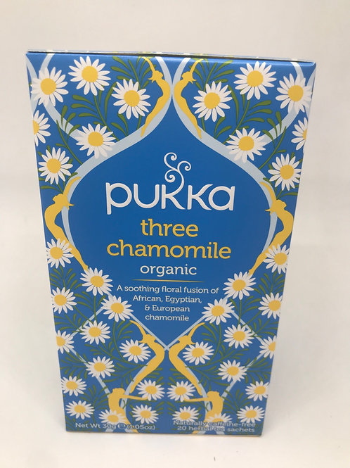 Pukka Three Camomile