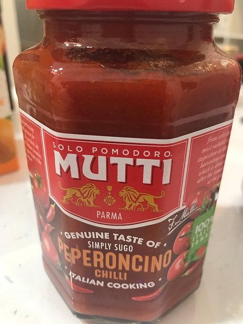 MUTTI Pasta Sauce with Chilli