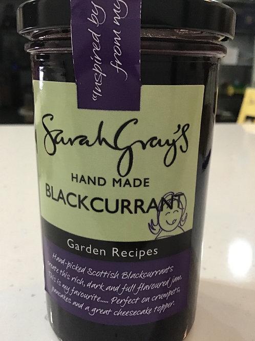 Sarah Grays Blackcurrant Jam