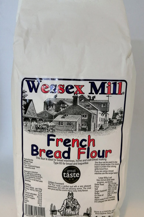Wessex Mill French bread four