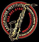 Black Logo Saxophone Institute.png