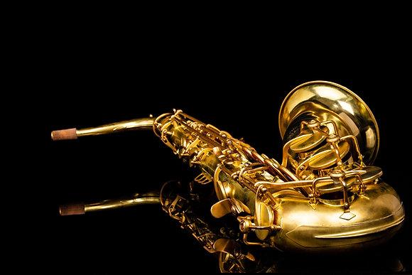 טקהירו טנור בלי לקה Tenor sax by Takahiro UL