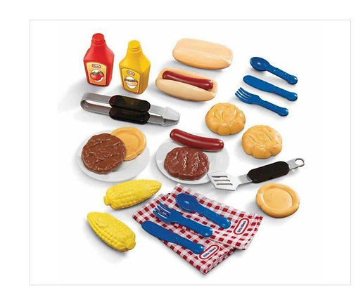 Little Tikes Backyard Barbecue Grillin' Goodies