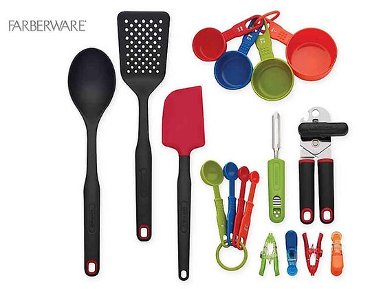 Farberware® 17-Piece Kitchen Tools Set