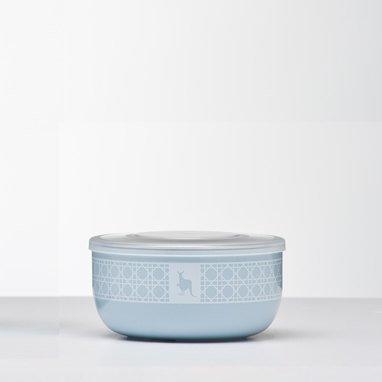 Kangovou SNACK BOWL-Frosted Blueberry