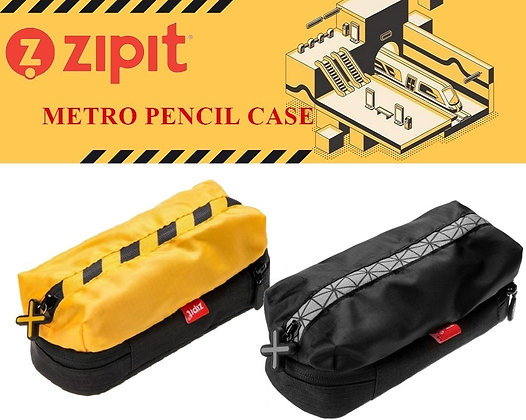 ZIPIT METRO PENCIL CASE